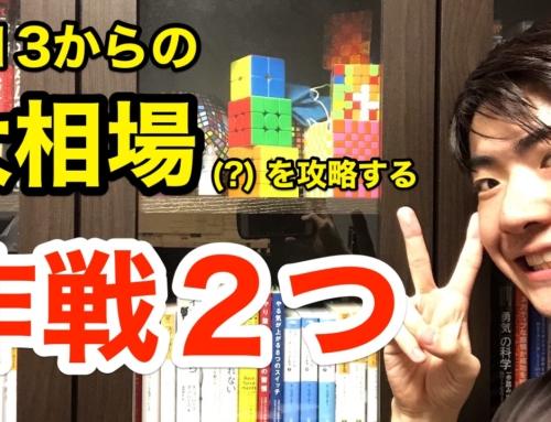 6/13からの大相場(?)を攻略する作戦2つ